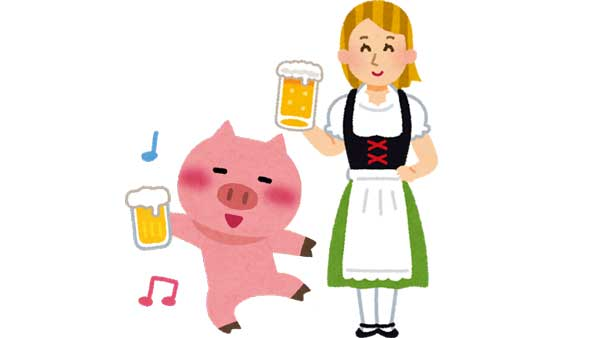 ドイツの豚