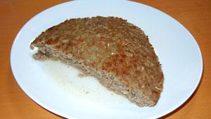 ヘルシオレシピハンバーグ